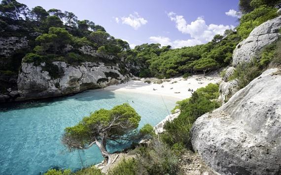 Menorca, descubre las mejores playas del mediterráneo