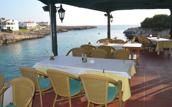 Oferta de restaurantes en Menorca de Blancandria