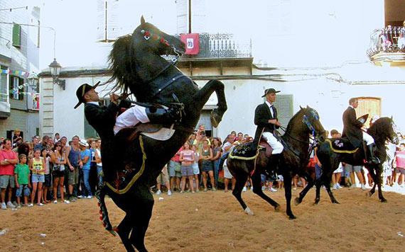 Fiestas Sant Joan Ciutadella de Menorca