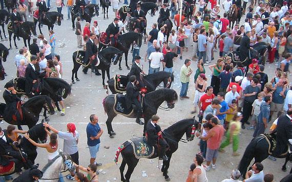 Fiesta Ciutadella de Menorca