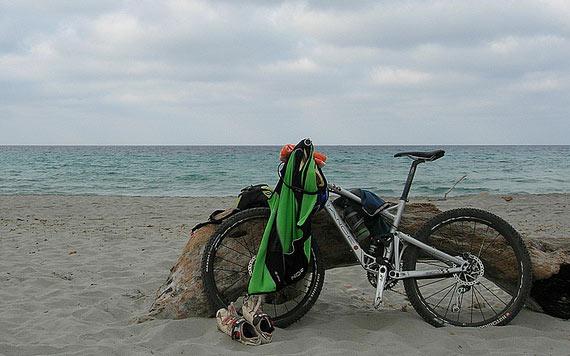 Rutas en bicicleta de montaña cerca de Ciutadella