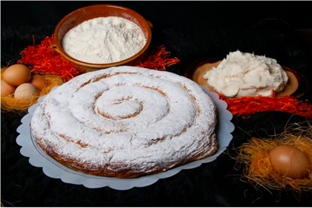 Ensaimada de Menorca, tradición horneada en espiral